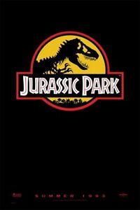 Jurassic Park  --  Mondo      * LIMITED SCREENPRINT *    Bruce Yan  -- Teaser