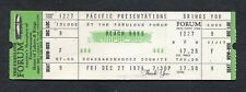 Original 1974 Beach Boys Unused Full Concert Ticket Los Angeles CA Forum Holland