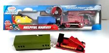 Thomas Friends Trackmaster Helpful Harvey Toy Train and Old Style Harvey