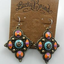 New Alloy Retro Lucky Brand Court style Earrings