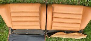 porsche 930 911 rear seats backs L R PAIR 75-79