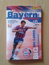 Panini Big Cards FC Bayern München Nr. 5 Saison 98/97 limitierte Auflage Album k