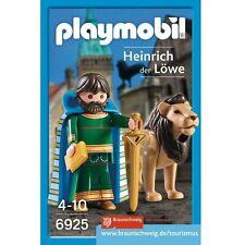6925 Enrique el León playmobil edición especial special edition Henry the Lion