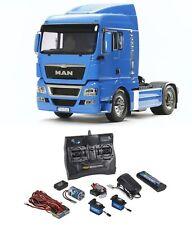 56356 Tamiya 56356 Grand Hauler Matte Black Edition 1 14 elettrica Camion Modell