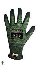 Cordova Safety Products 3745l 13 Gauge Cut Resistant Monarch Soft Gloves Large