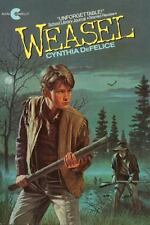 Weasel DeFelice, Cynthia Paperback Used - Very Good