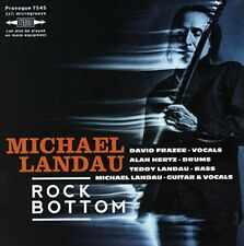 Michael Landau - Rock Bottom [CD]