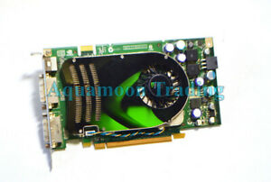 TP073 OEM  Nvidia GeForce 8600GS DVI/TV Video Graphics Card 256MB GDDR3