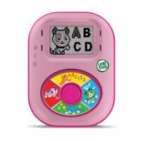 LeapFrog Learn   Groove Music Player  Pink