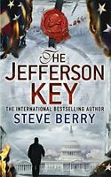 The Jefferson key	Berry Steve	Hodder	2011	romanzo	Libro	lingua inglese 825 nuovo
