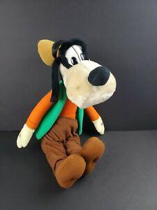 "Applause Walt Disney 1984 Vintage Goofy LARGE 15"" Stuffed Plush Doll Toy #2371"