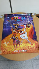COCO Movie Poster.  Latin American Edition RARE. Spanish.-