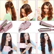 Profession 3 Barrels 32mm Hair Curling Iron Hair Ceramic Curler Big Wave Waver