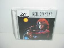 The Millennium Collection: The Best of Neil Diamond (CD, Mar-1999, MCA)