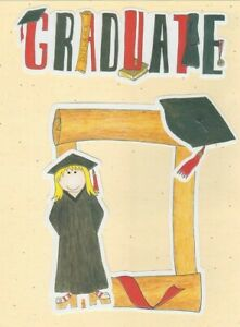 GENERATION NEXT  DIE CUT SET   ~  GRADUATION  GIRL  SCHOOL