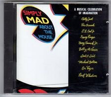 (EV304) Simply Mad About The House, 11 tracks various artists - 1991 CD