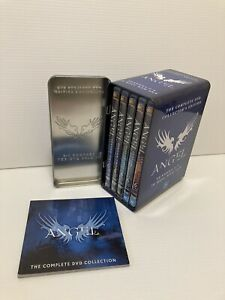 Angel Seasons 1-5 DVD Collectors Edition 30 Disc Box Set | Free Tracked Shipping