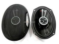"NAKAMICHI SP-S6920 6"" X 9"" 2 WAY COAXIAL CAR AUDIO SPEAKERS 360W"