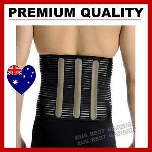 Lumbar Lower Back Support Belt . Brace Strap, Pain Relief, Posture Waist Trimmer