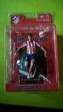 Figurine football Atlético de Madrid KUN AGUERO 10 neuf sous blister FTCHAMPS