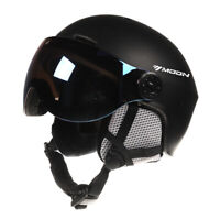 for moon Safety Mens Skiing Helmet Winter Adult Snowboard Skateboard Ski Helmets