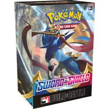Pokemon Tcg Sword and Shield Build & Battle Box Prerelease Kit S&S Sealed