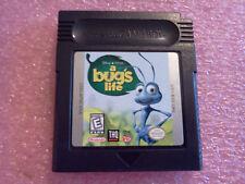 A Bug's Life (Nintendo Game Boy Color, 1998)