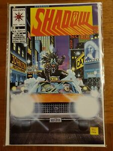 SHADOWMAN #16 Valiant Comics vf/nm First Appearance DOCTOR MIRAGE