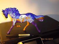 Trail of Painted Ponies SUNDOWN TO MOONRISE Desert HORSE Cactus moon pony #1E