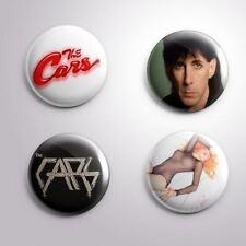 4 THE CARS - Pinbacks Badge Button Pin 25mm 1''
