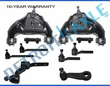 NEW 10pc Complete Front Suspension Kit for Blazer Bravada Jimmy S10 Sonoma 4WD
