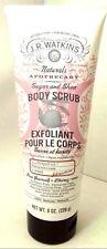 J.R. WATKINS Naturals Apothecary Sugar and Shea Grapefruit Body Scrub - 8 oz