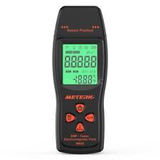 Meterk MK08 LCD EMF Meter Testeur de rayonnement de champ électromagnétique neuf