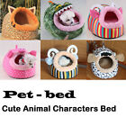 Cool Animal Character Warm Soft Fleece Pet Bed House Mat for Dog Puppy Cat Teddy