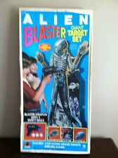 ALIEN 1979 BLASTER GIANT target Set Kenner HG toys rare BOXED Near Complete Look