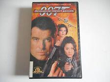 K7 VHS / CASSETTE VIDEO - JAMES BOND 007 DEMAIN NE MEURT JAMAIS