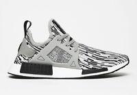 Adidas Originals NMD_XR1 Primeknit  'Oreo' in Core Black/Soft Grey/White BY1910