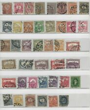 Old stamps Hungary