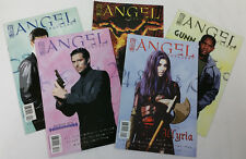 Angel Spotlight Lot of 5 IDW Comics Wesley, Illyria, Gunn + Alt Cover, Doyle