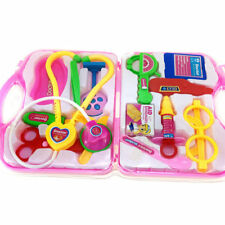 Kids Baby Doctor Medical Play Carry Set Case Education Role Play Toy Kit