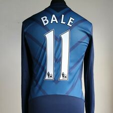 Tottenham Hotspur Away Football Shirt Adult Small BALE #11 2012/2013 Spurs