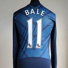 Tottenham Hotspur Away Football Shirt Adult Small BALE #11 2012/2013 Spurs