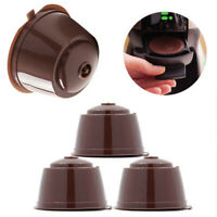 i Cafilas Refillable Reusable Coffee Capsule Pods Cup for Nescafe Dolce Gusto