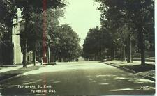 Wesley United Church Pembroke Street East Pemboke Ontario Canada 1910s postcard