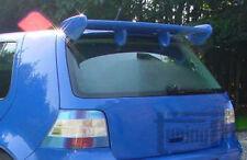 "VW GOLF 3 III & GOLF 4 IV - DACHSPOILER HECKFLÜGEL ""KK"" (grundiert) - TUNING-GT"