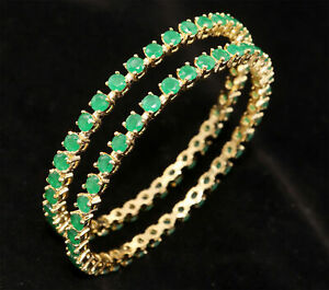 Cubic Zirconia Party Designer Bangle 12 RBN 6 12 GBN 5