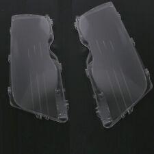 AU For BMW E46 3 Series Headlight Headlamp Cover Lens Head Lights 98-01