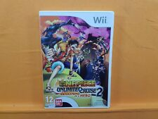 wii ONE PIECE UNLIMITED CRUISE 2 Awakening Of A Hero Nintendo PAL UK