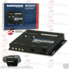 New Audiocontrol Epicenter Digital Bass Car Audio Equalizer Black