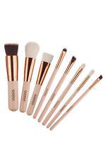 "GUJHUI 8pcs Cosmetic Makeup Brush 6"" Blusher Eye Shadow Brushes Set Kit, US sell"